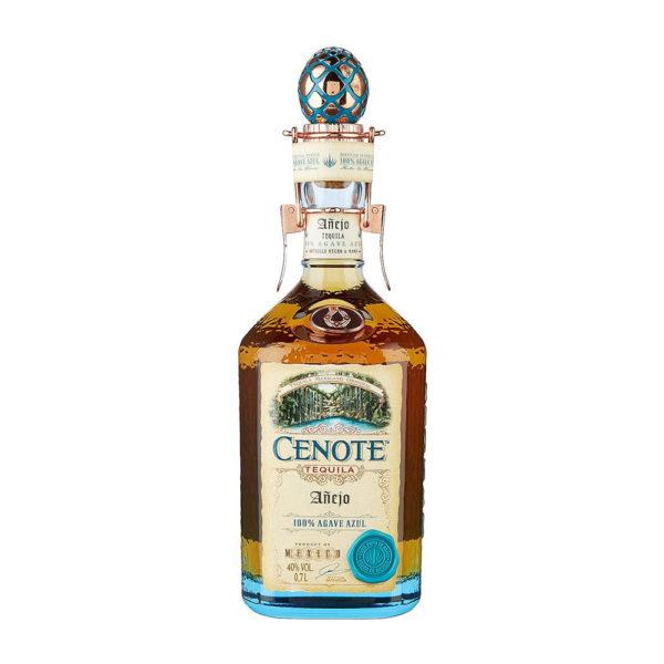 Tequila Cenote Anejo 100 Agave 07 40 vásárlás
