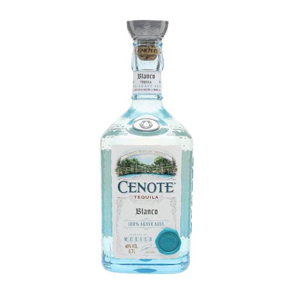 Tequila Cenote Blanco 100 Agave 07 40 vásárlás
