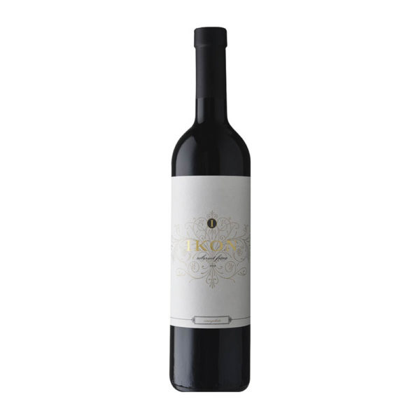ikon Evangelista Cabernet Franc 2015. száraz vörösbor 075 vásárlás