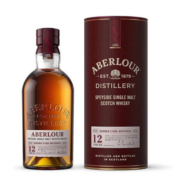 Aberlour 12 éves Speyside Single Malt Scotch whisky 07 pdd. 40 vásárlás