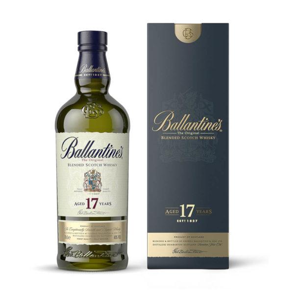 Ballantine s 17 éves Blended Scotch whisky 07 pdd. 40 vásárlás