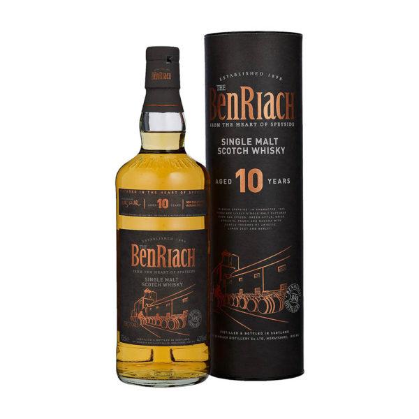 BenRiach 10 éves Single Malt Scotch whisky 07 pdd. 43 vásárlás