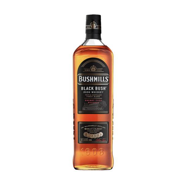 Bushmills Black Bush Irish whiskey 07 40 vásárlás