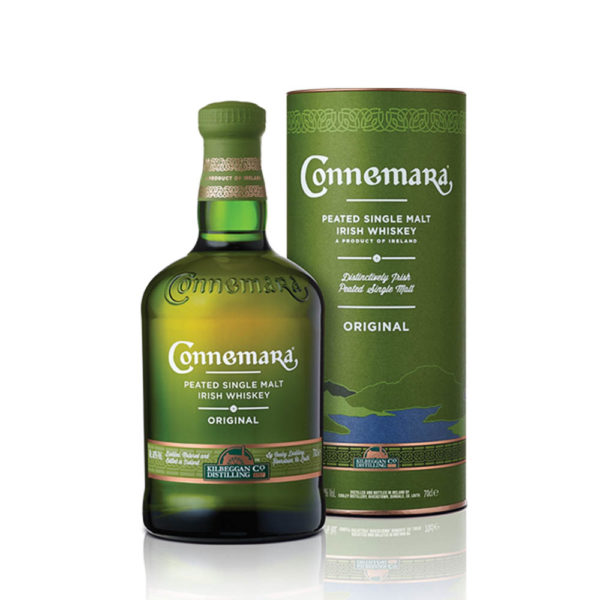 Connemara Original Peated Single Malt Irish whiskey 07 pdd. 40 vásárlás