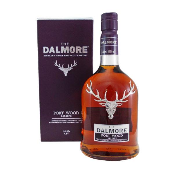 Dalmore Port Wood Reserve Single Malt Scotch whisky 07 pdd. 465 vásárlás