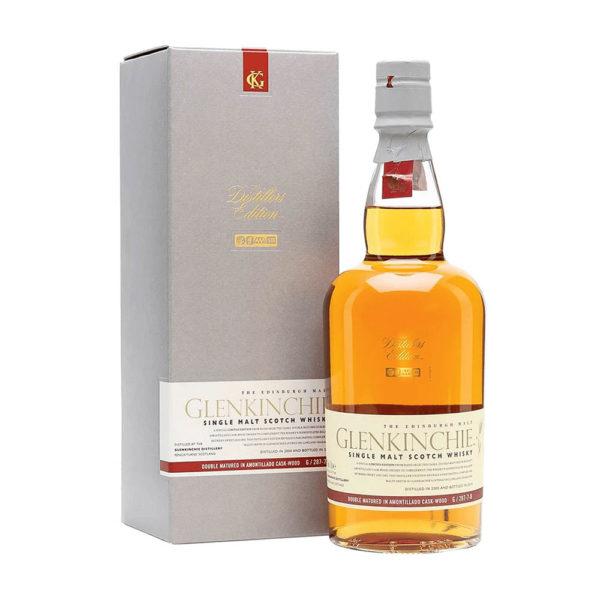 Glenkinchie Disteller Edition Single Malt Scotch whisky 07 pdd. 43 vásárlás