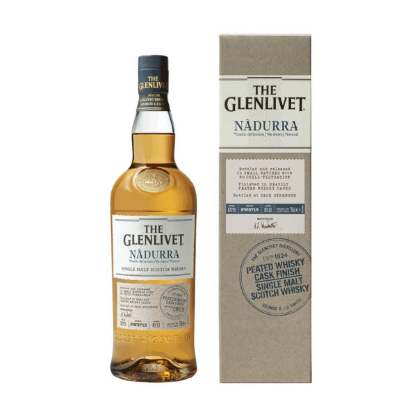 Glenlivet Nadurra Single Malt Scotch Whisky 07 pdd. 618 vásárlás