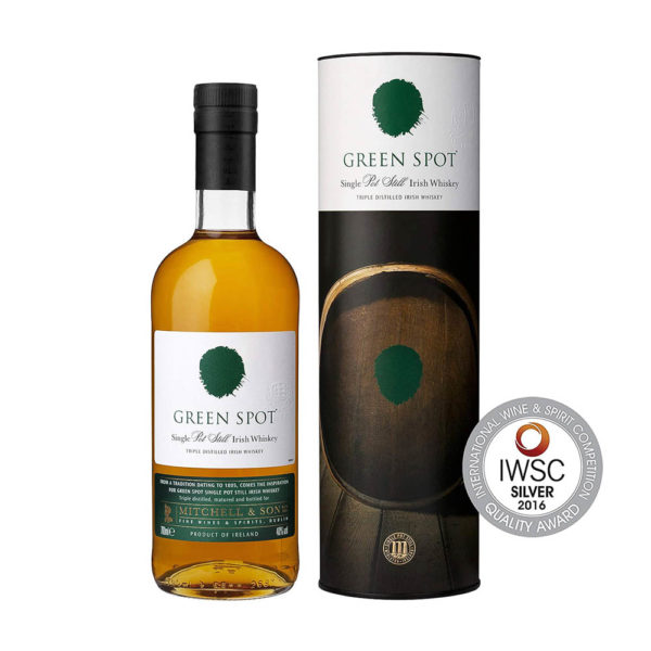 Green Spot Single Pot Still Irish whiskey 07 dd. 40 vásárlás