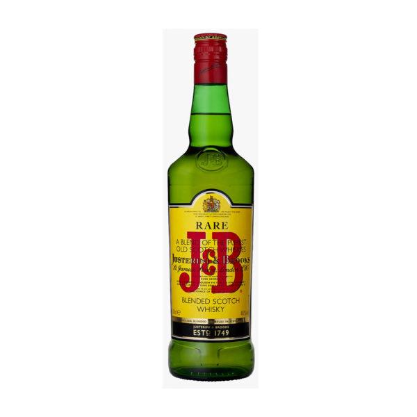 J B Rare Blended Scotch whisky 07 40 vásárlás