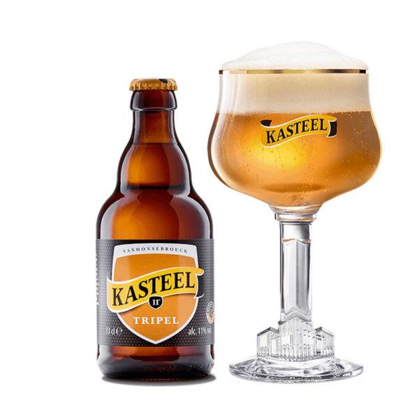 Kasteel Tripel világos sör 033 11 vásárlás