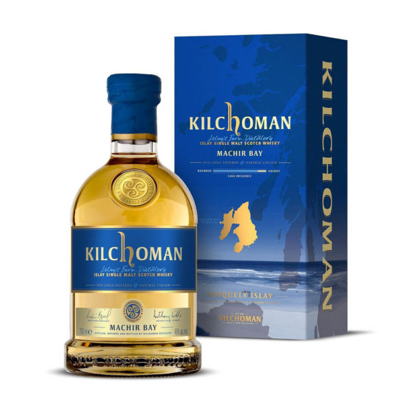 Kilchoman Machir Bay Islay Single Malt Scotch whisky 07 pdd. 46 vásárlás