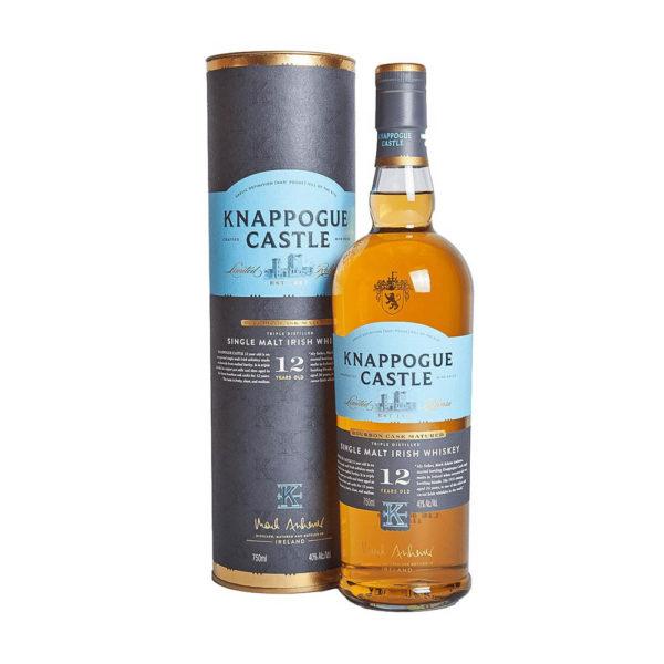 Knappogue Castle 12 éves Single Malt Irish whiskey 07 pdd. 43 vásárlás
