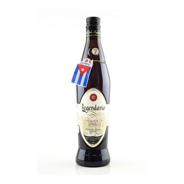 Legendario Elixr de Cuba 7 éves rum 07 34 vásárlás