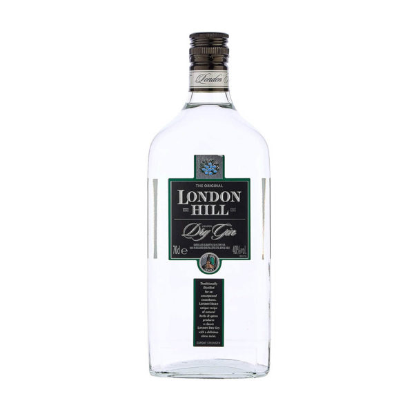 London Hill gin 07 40 vásárlás