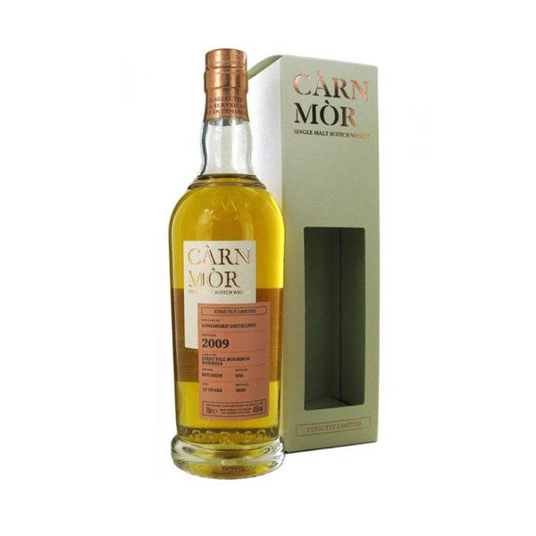 Longmorn Cárn Mór Speyside Single Malt Scotch whisky 07 pdd. 475 vásárlás