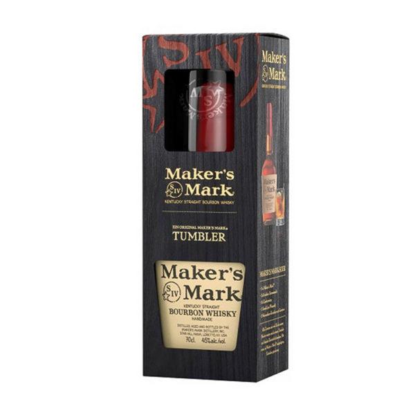 Maker s Mark Bourbon whisky 07 pdd. 1 pohár 45 vásárlás
