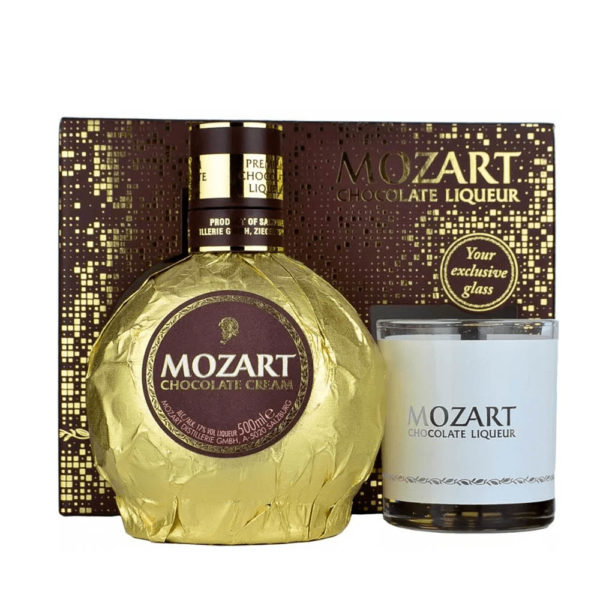 Mozart Chocolate Cream liqueur 05 dd. pohár 17 vásárlás