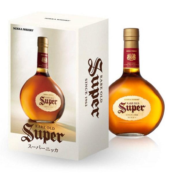 Nikka Super Rare Old Blended Japán whisky 04 pdd. 43 vásárlás