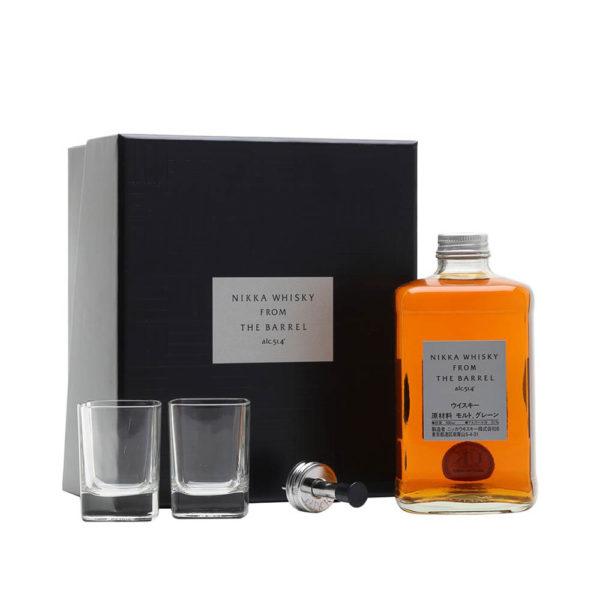 Nikka from the Barrel Japán whisky 05 dd. 2 pohár 514 vásárlás