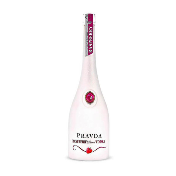 Pravda Raspberry Vodka 07 375 vásárlás