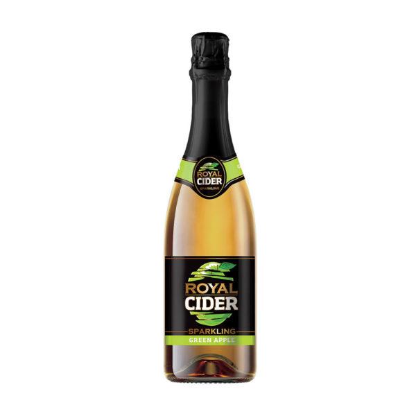 Royal Cider Spakling Green Apple Zöld Alma 075 47 vásárlás