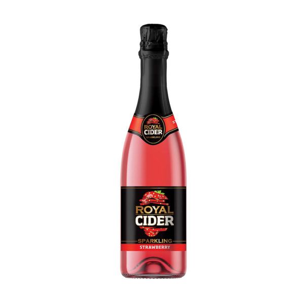 Royal Cider Spakling Strawberry Eper 075 47 vásárlás