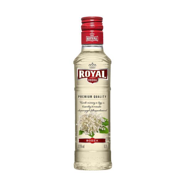 Royal Vodka Bodza 02 375 vásárlás