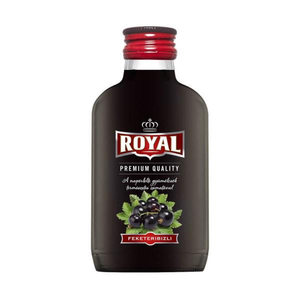 Royal Vodka Feketeribizli 01 30 vásárlás
