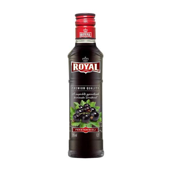 Royal Vodka Feketeribizli 02 30 vásárlás