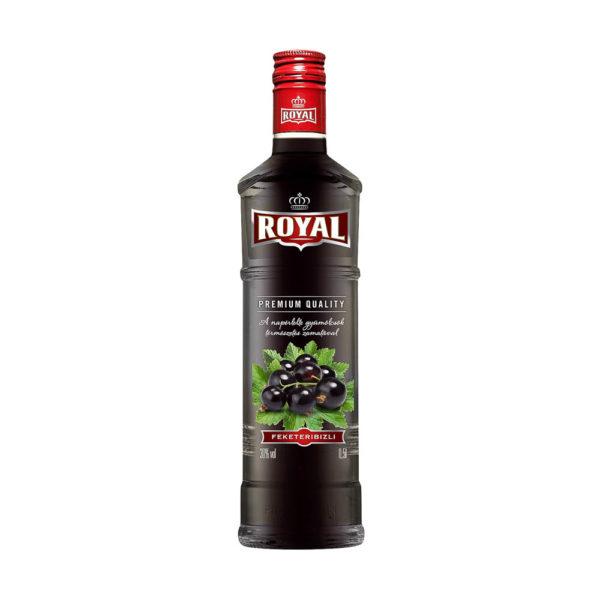 Royal Vodka Feketeribizli 05 30 vásárlás