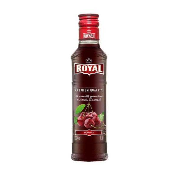 Royal Vodka Meggy 02 30 vásárlás