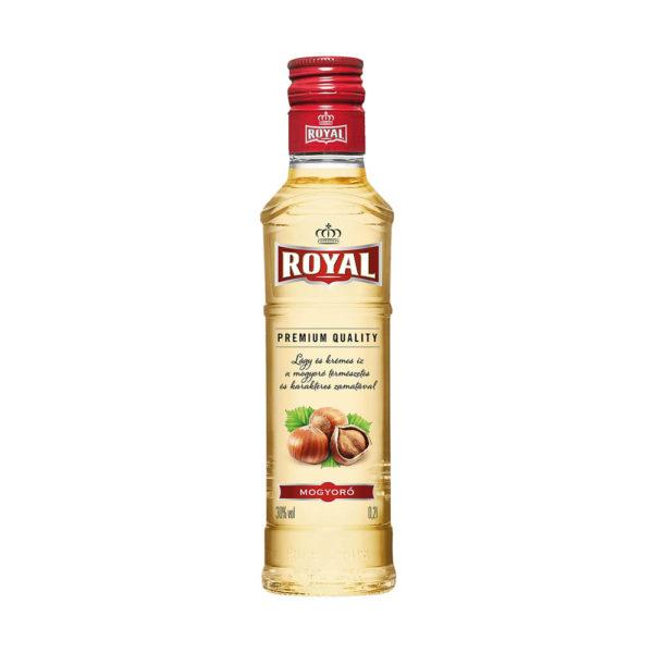 Royal Vodka Mogyoró 02 30 vásárlás