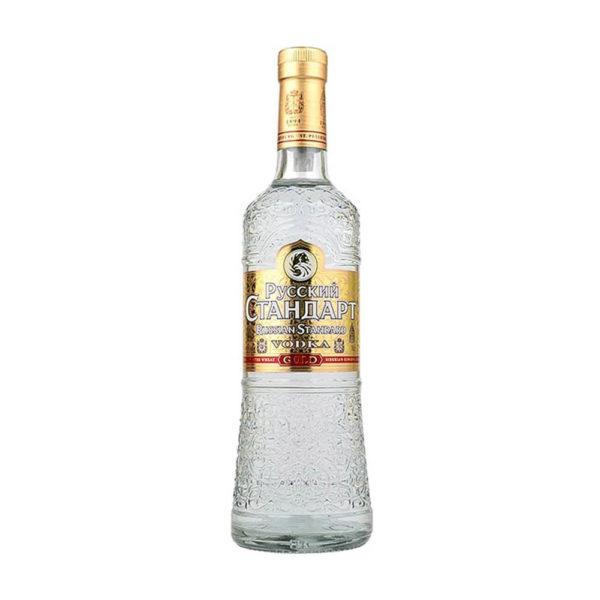Russian Standard Gold Vodka 10 40 vásárlás
