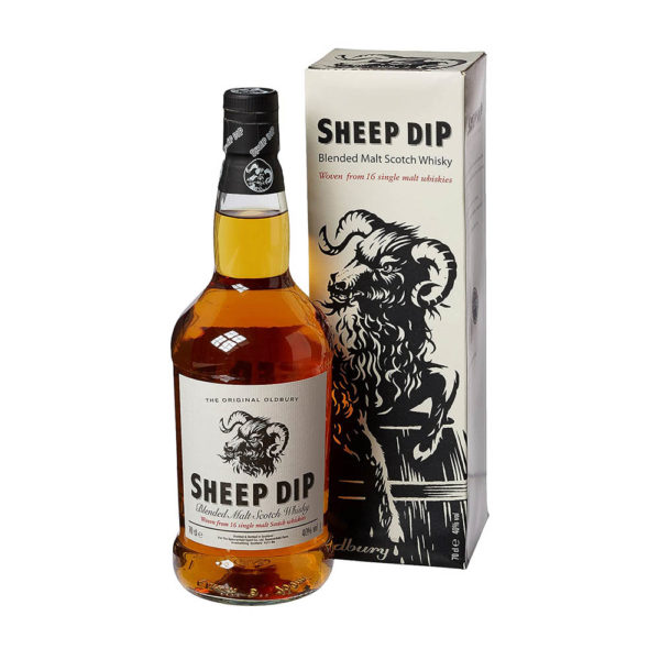 Sheep Dip Blended Malt Scotch Whisky 07 pdd. 40 vásárlás