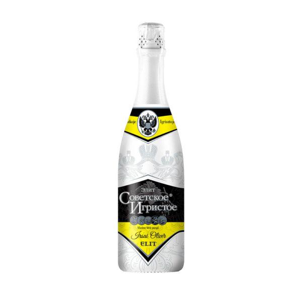 Szovjetszkoe Igrisztoe Elit Irsai Olivér félszáraz pezsgő 075 vásárlás