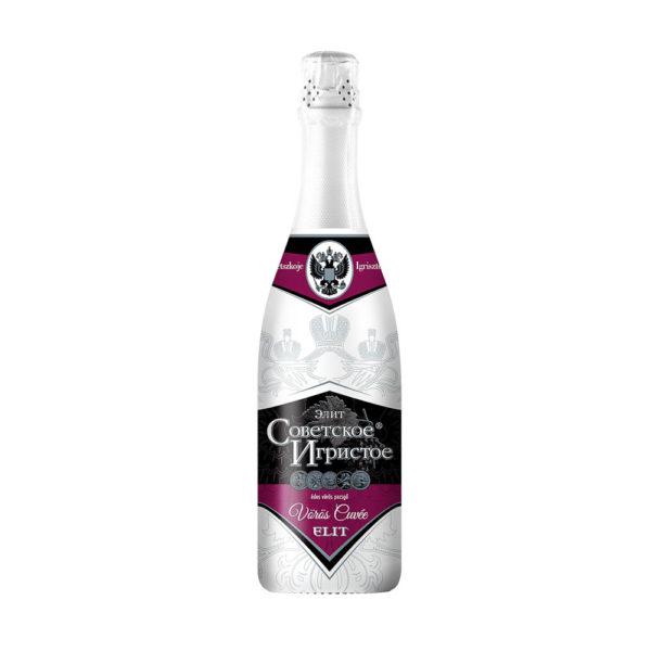 Szovjetszkoe Igrisztoe Elit Vörös Cuvée édes pezsgő 075 vásárlás