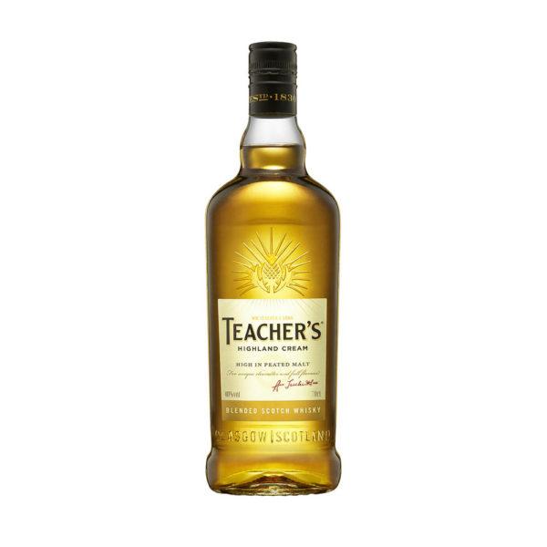 Teacher s Highland Cream blended scotch whisky 07 40 vásárlás
