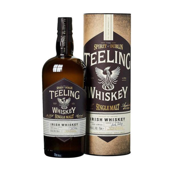 Teeling Single Malt Irish Whiskey 07 pdd. 46 vásárlás