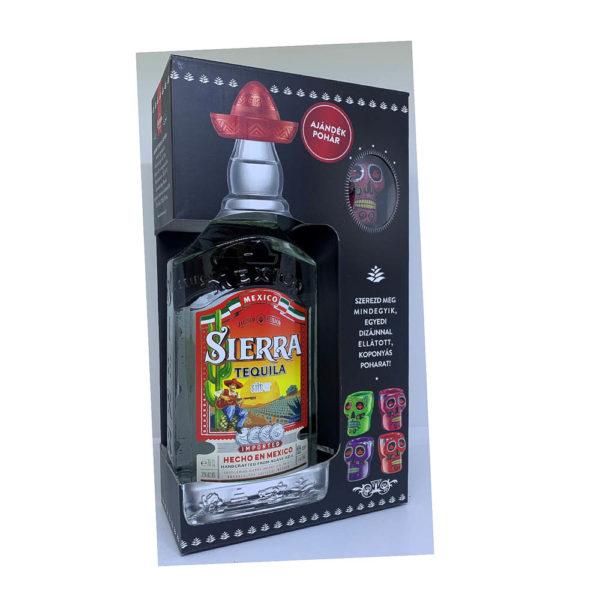 Tequila Sierra Silver 07 dd. kupica 38 vásárlás