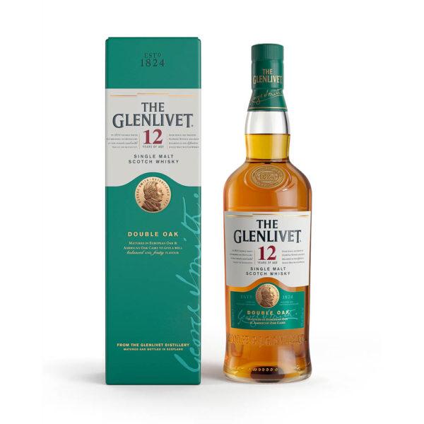 The Glenlivet 12 éves Single Malt Scotch whisky 07 pdd. 40 vásárlás