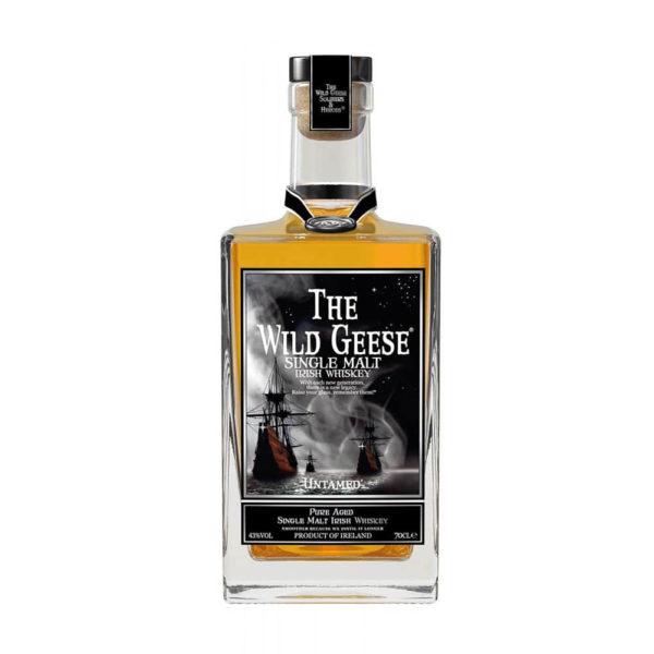 The Wild Geese Single Malt Irish whiskey 07 43 vásárlás