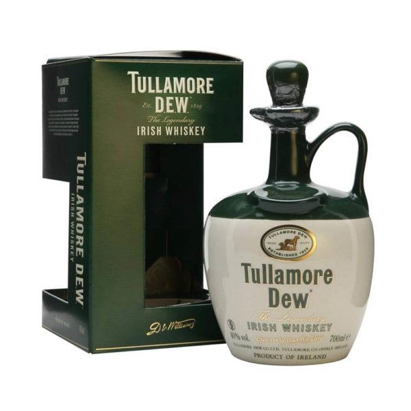 Tullamore Dew Irish whiskey korsóban 07 pdd. 40 vásárlás
