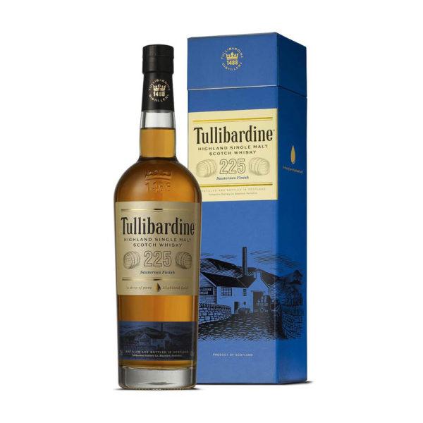 Tullibardine 225 Sauternes Finish Highland Single Malt Scotch Whisky 07 dd. 43 vásárlás