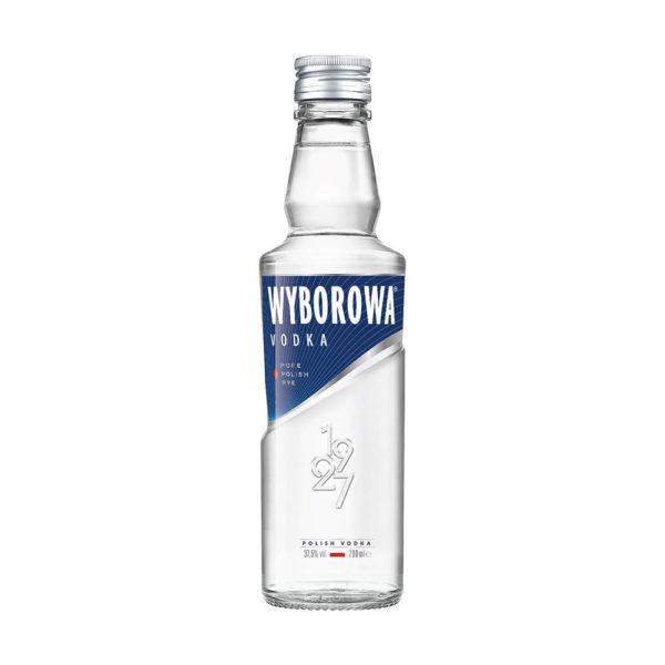 Wyborowa vodka 02 375 vásárlás