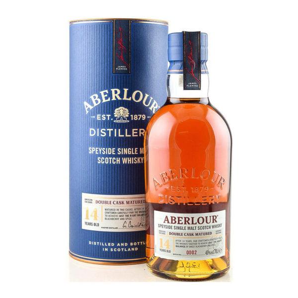 Aberlour 14 éves Single Malt whisky 07 pdd 40 vásárlás