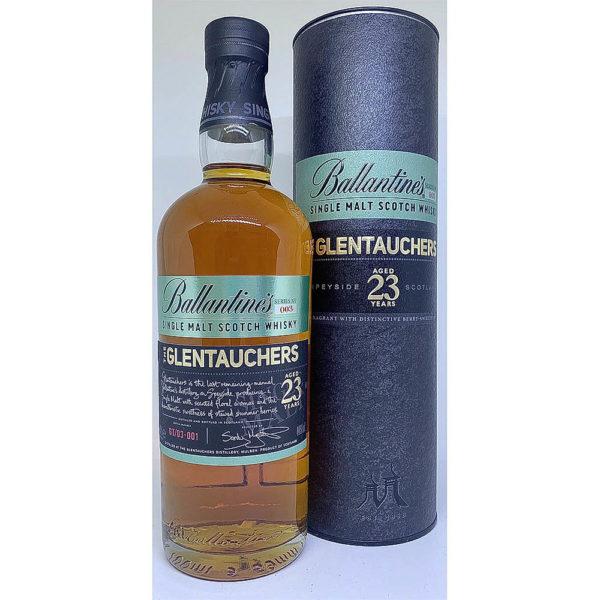 Ballantine s Glentauchers 23 éves Single Malt Scotch whisky 07 dd 40 vásárlás