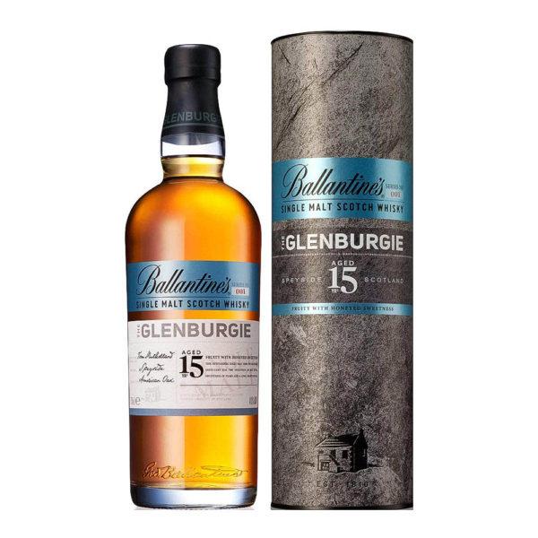 Ballantine s Single Malt Scotch whisky Glenburgie 15 éves 07 dd 40 vásárlás