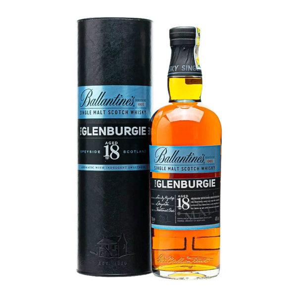 Ballantine s Single Malt Scotch whisky Glenburgie 18 éves 07 dd 40 vásárlás
