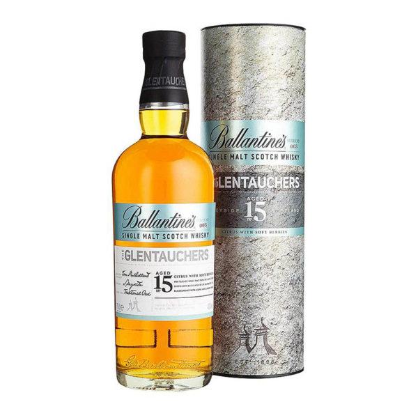 Ballantine s Single Malt Scotch whisky Glentauchers 15 éves 07 dd 40 vásárlás