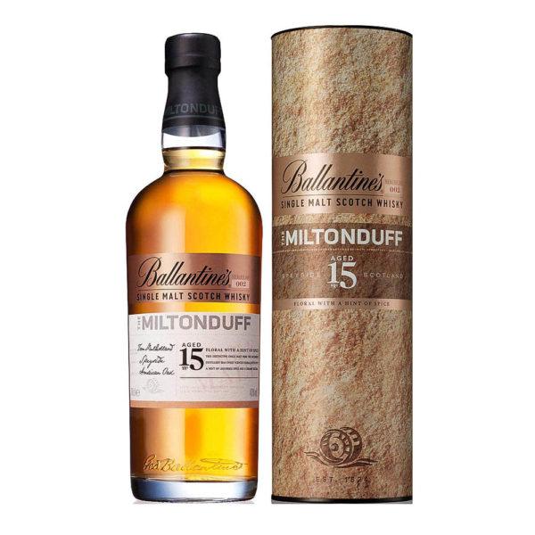 Ballantine s Single Malt Scotch whisky Miltonduff 15 éves 07 dd 40 vásárlás